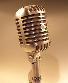 The Legendary Elvis mic