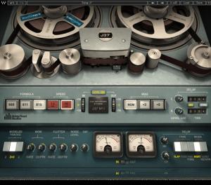 J37 tape saturator