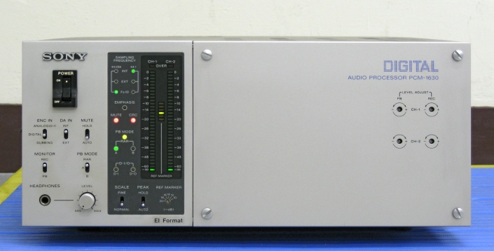 Sony PCM-1630